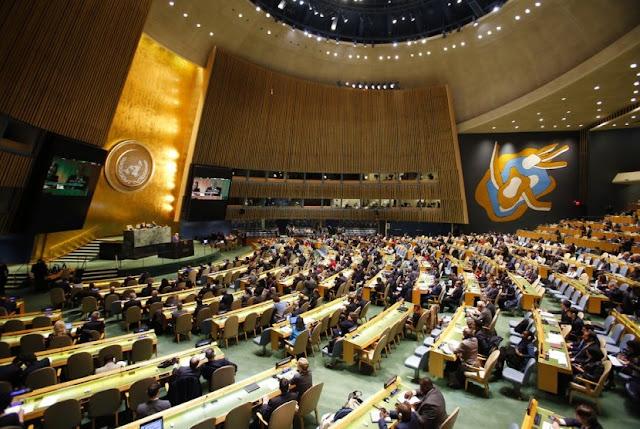 PBB Akhirnya Putuskan Israel Bersalah atas Kekerasan di Gaza