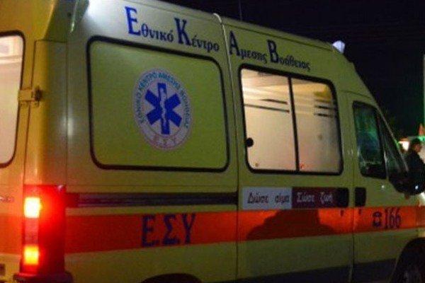 Οδηγός έχασε τη ζωή του σε τροχαίο στο Λιτόχωρο