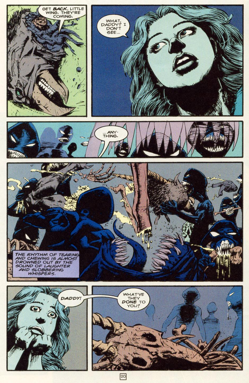 Read online Animal Man (1988) comic -  Issue #81 - 21