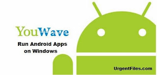 Download YouWave Android for Windows
