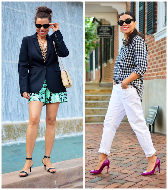 North Carolina fashion blogger