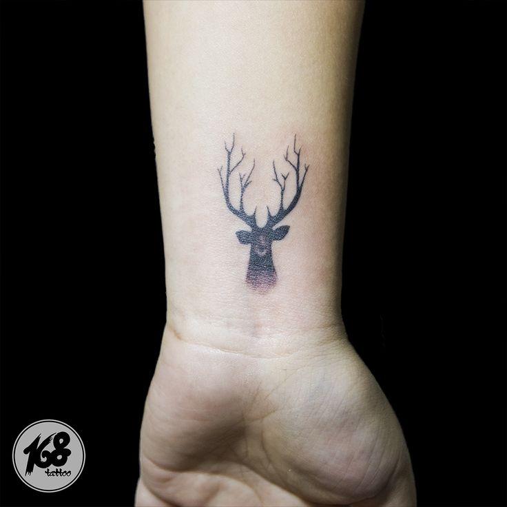 Tatuajes De Venado Para Mujer Sfb