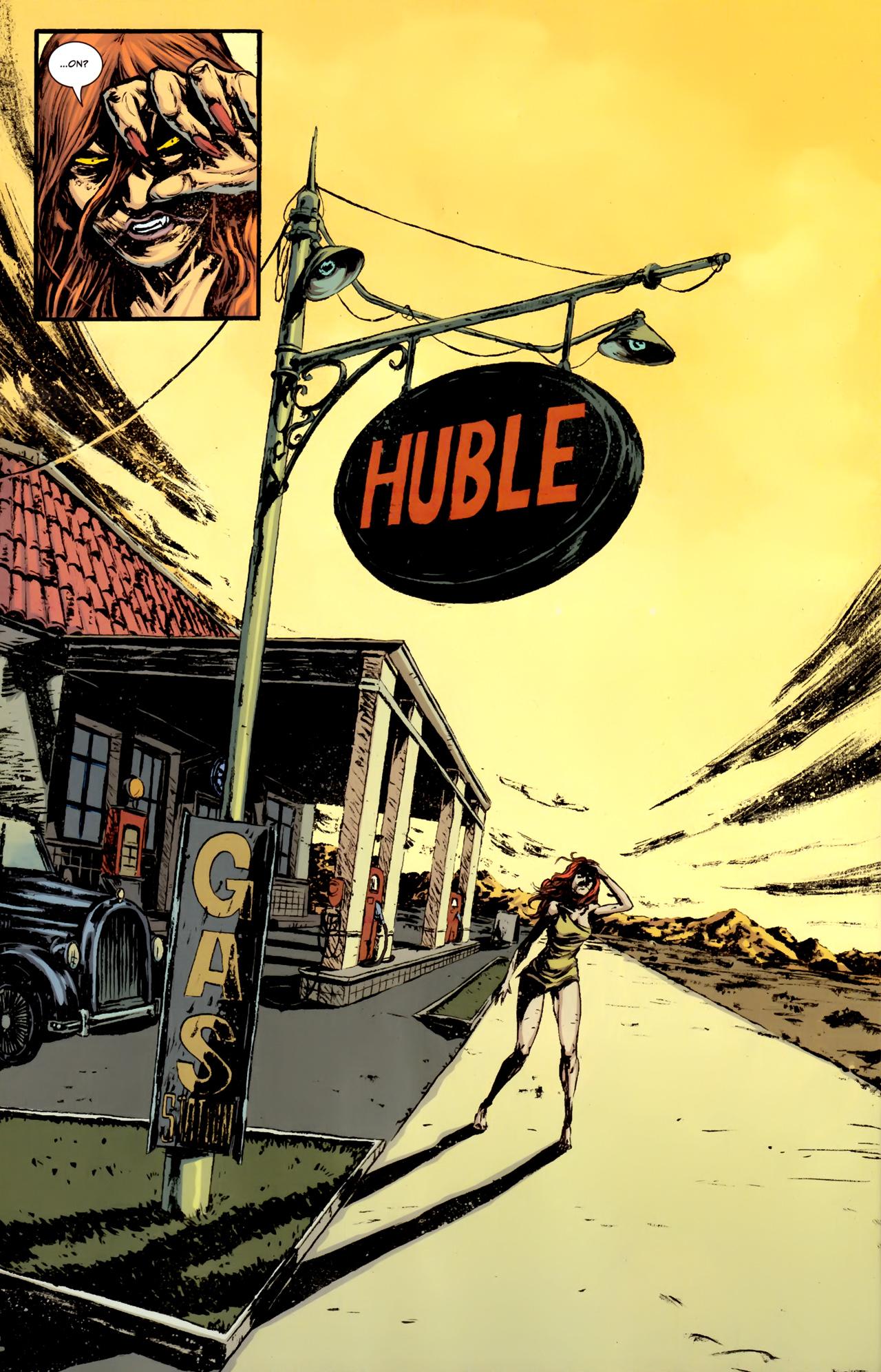 Read online American Vampire comic -  Issue #10 - 19