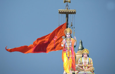 hanuman-with-ramji-at-temple