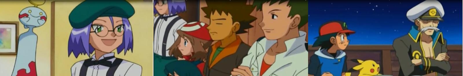 Pokémon -  Capítulo 9 - Temporada 8 - Audio Latino