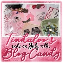 Tindaloo's Blogaversary Candy