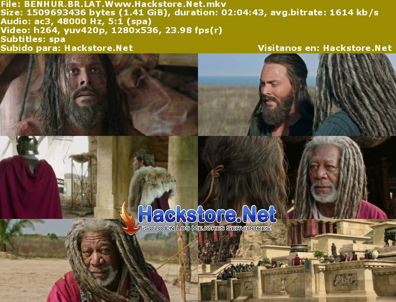 Capturas de Ben-Hur (2016) Blu-Ray RIP HD Latino + Subs