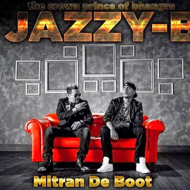 Mitran De Boot Jazzy Kaur - B, Dr Zeus Punjabi Lyrics