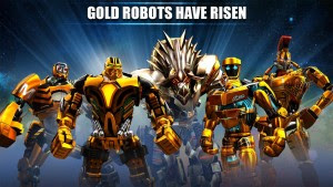Real Steel World Robot Boxing V21.21.521 MOD Apk + Data (Gold Robots Update)