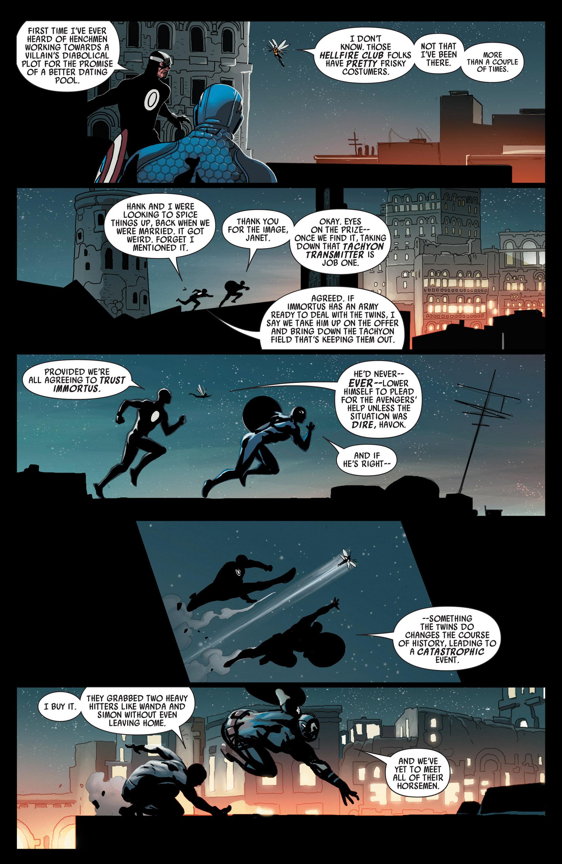 Read online Uncanny Avengers (2012) comic -  Issue #12 - 11