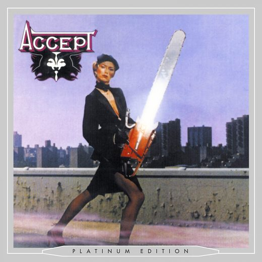 ACCEPT - Accept [Platinum Edition remastered +1] (2017) full