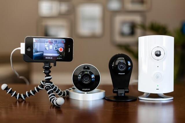 تحوّيل هاتفك الذكي ألاندرويد وآلايفون, إلى ,كاميرا, مراقبة