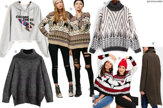 Japanese Fashion Blogger,MizuhoK,WISH LIST FOR ZAFUL in 2017-2018 winter