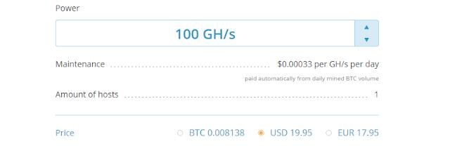 Situs Cloud Mining Bitcoin Murah dan Terpercaya