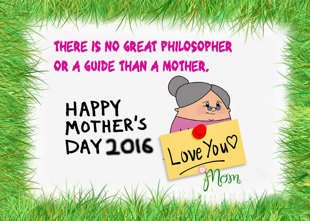Happy Mothers Day 2016