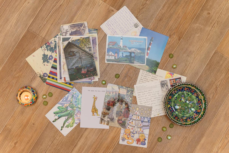 Посткроссинг обмен открытками, красивые картинки девушек