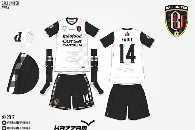 Jersey Bali United