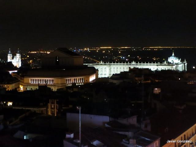 Madrid desde los tejados de Callao