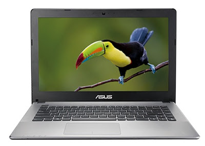 Asus X550DP splendid display screen