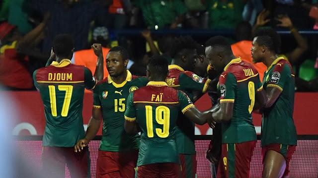 Camerún 2-0 Ghana semifinales Copa Africana de Naciones 2017