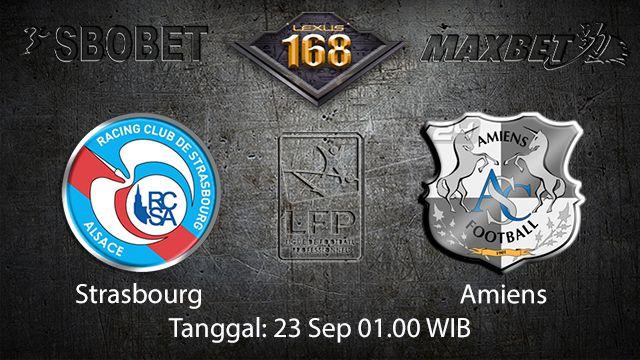 Prediksi Bola Jitu Strasbourg vs Amiens 23 September 2018 ( French Ligue 1 )