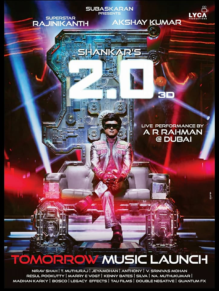 2.0 Official Poster 2