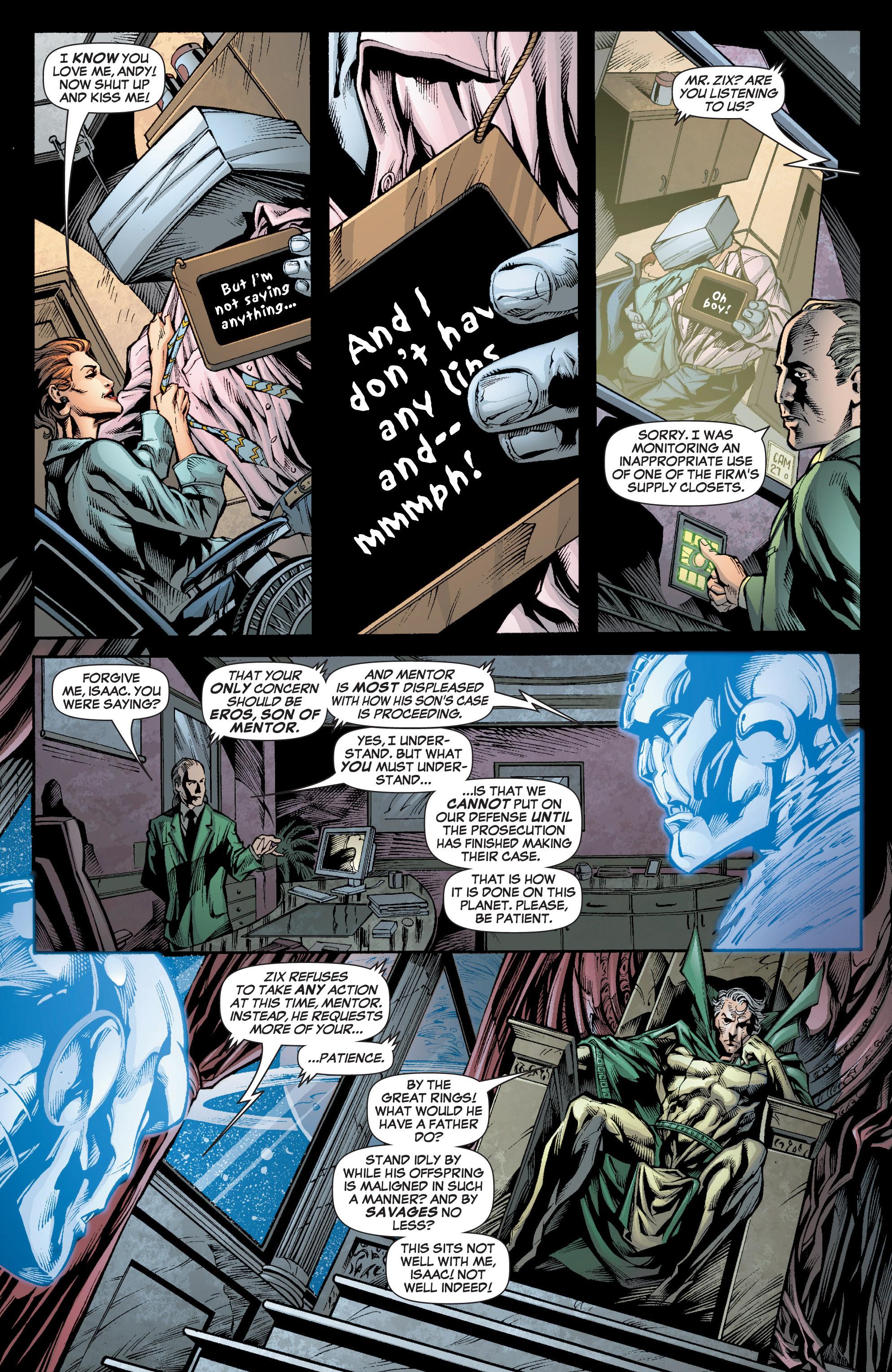 Read online She-Hulk (2005) comic -  Issue #7 - 16