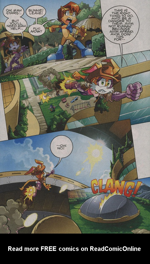 Read online Sonic The Hedgehog comic -  Issue #208 - 8