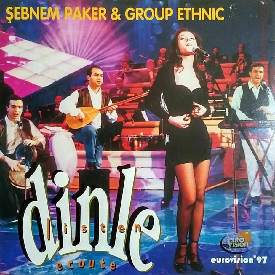 Şebnem Paker and Group Ethnic - Dinle