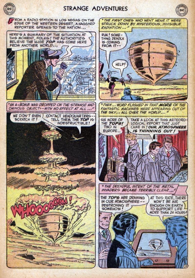 Strange Adventures (1950) issue 10 - Page 4