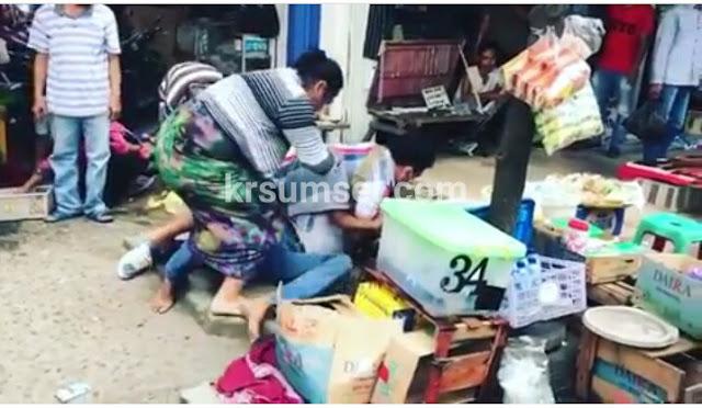 Polisi Berdaster Ringkus Copet Pasar 16 Ilir