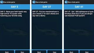 Blue Whale Game Death Game Download In apk Free For Android