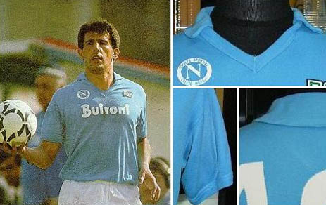 1985-86 was the second season for Diego Maradona in Naples. S.S.C. Napoli  had its best league season in five years c1240e507
