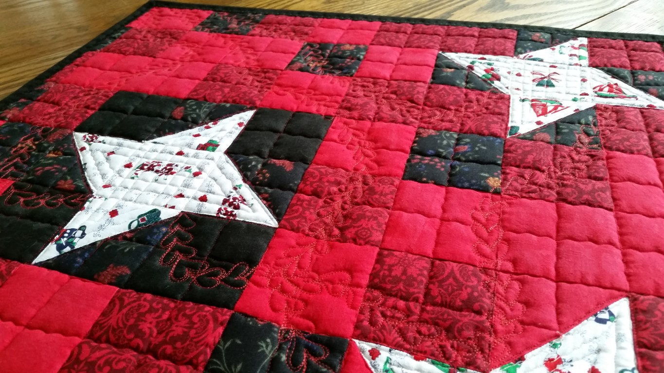 2015 Off Season 6 Project Quilting Challenge - June