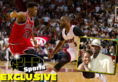 Dwyane Wade Ex Wife Wants Part Of His $47 Dollar Deal With The Chicago Bulls