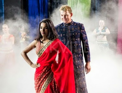 Brett Lee, UnIndian movie, Brett Lee in Bollywood, Brett Lee dance in UnIndian, Anupam Sharma