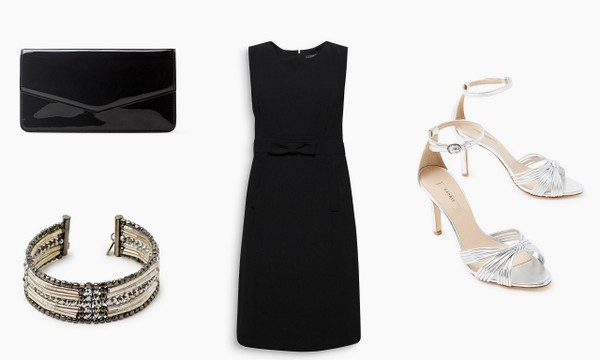 I have put together my Christmas Party Style wish-list and it comes in just under £150. A bargain, don't you think?