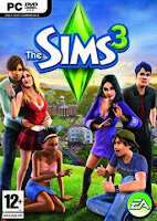 Capa do Jogo The Sims 3 Para PC