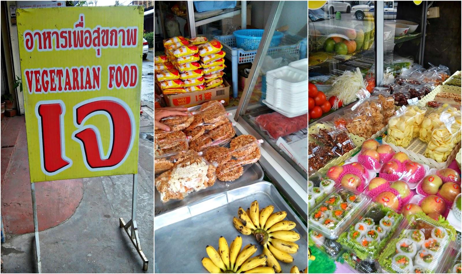 Vegan Jay shop Chiang Mai