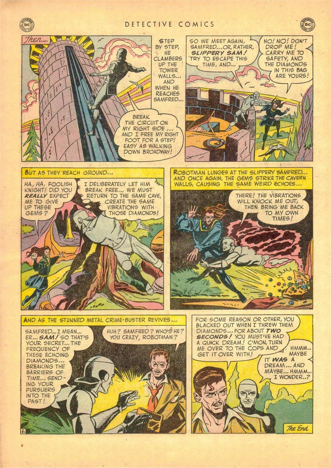 Read online Detective Comics (1937) comic -  Issue #161 - 32