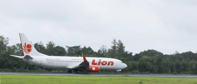 Koleksi Foto Pesawat di Bandara Adisucipto Yogyakarta