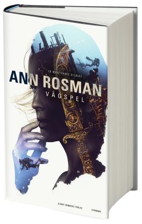 Tankar från en samlares hjärna  Ann Rosman  Vågspel - Bokomdöme a41ac73a0fe7d