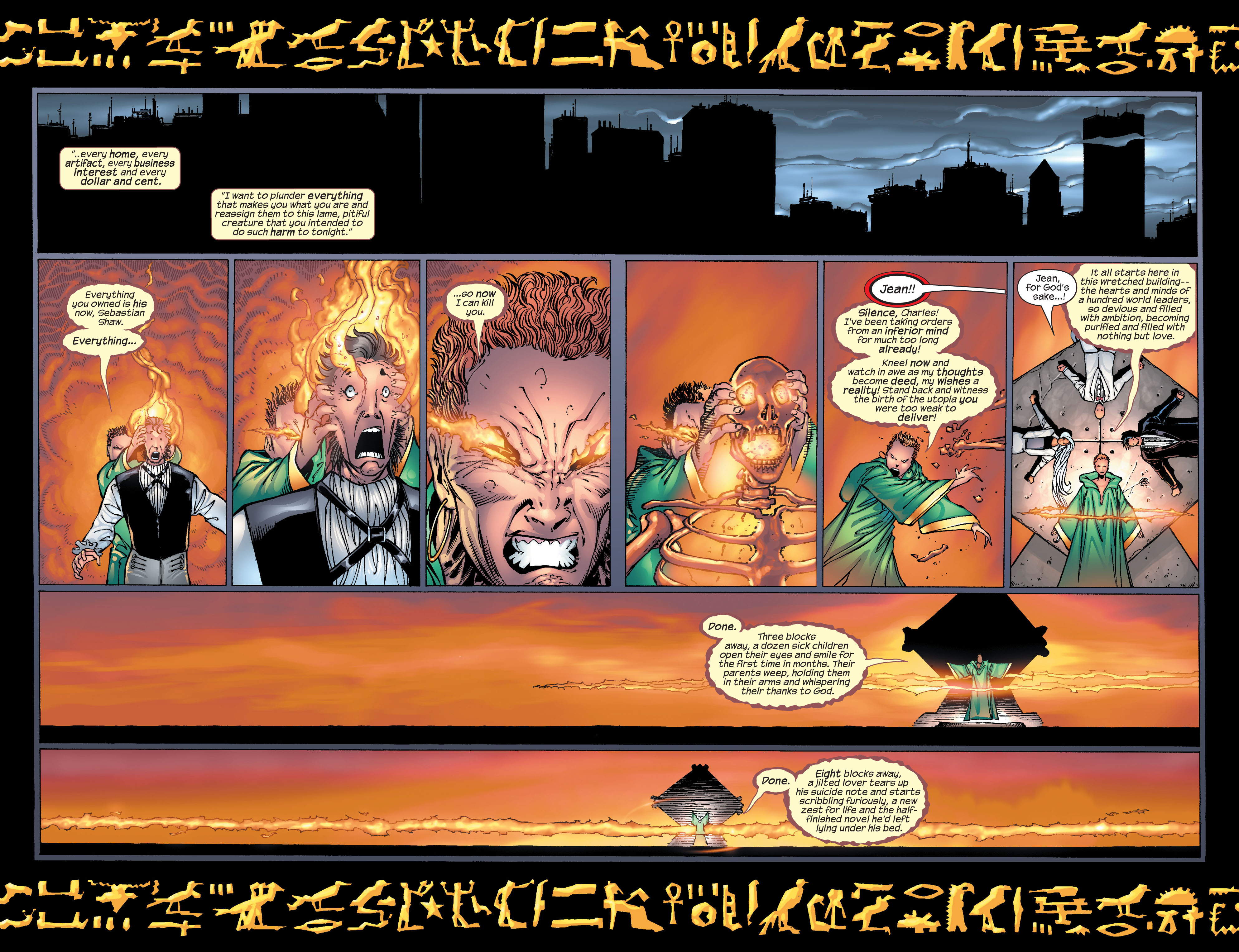 Read online Ultimate X-Men comic -  Issue #25 - 20