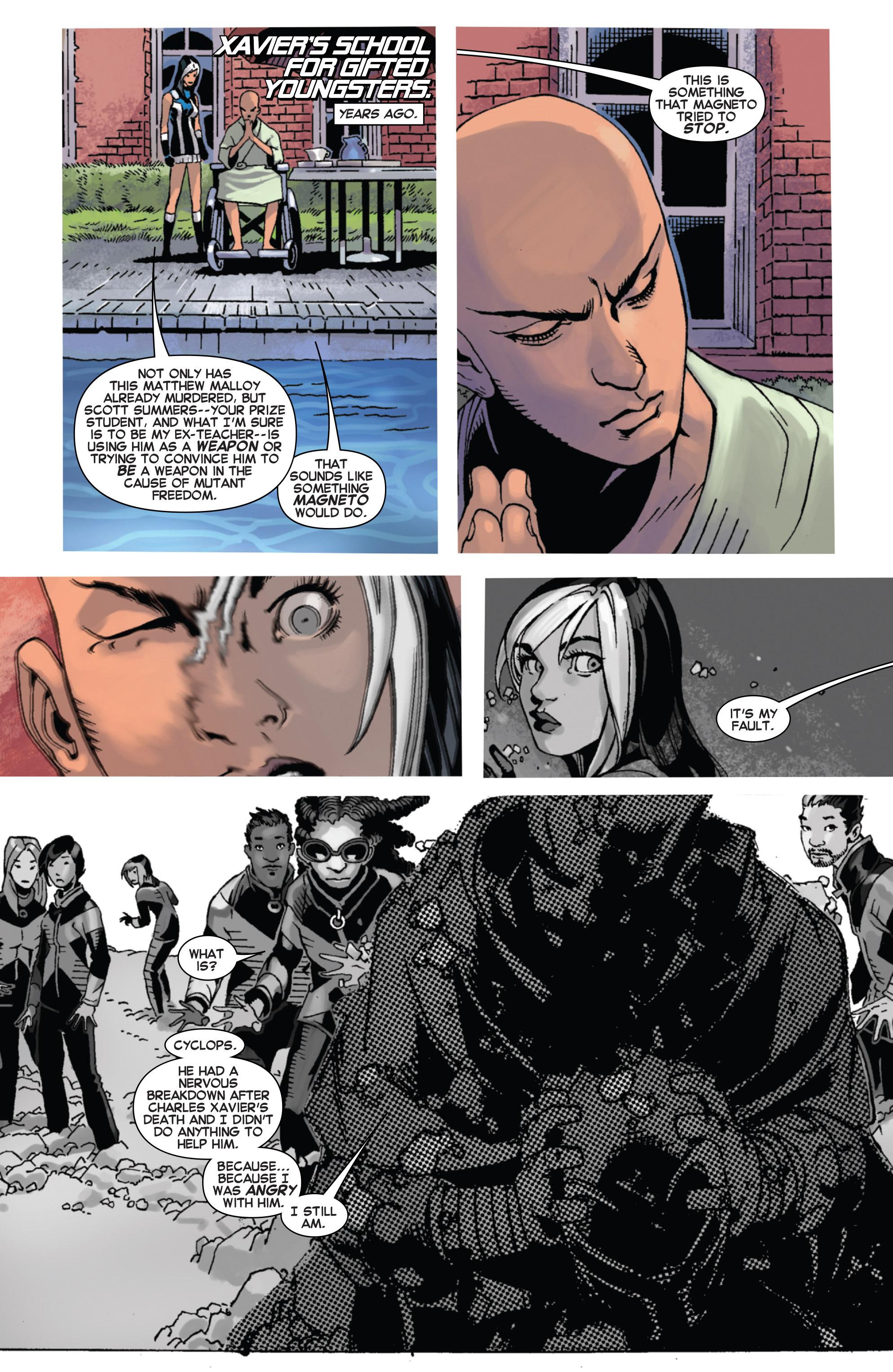 Read online Uncanny X-Men (2013) comic -  Issue # _TPB 5 - The Omega Mutant - 86