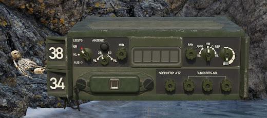 Arma3用ACRE2 無線MODのSEM 70 無線機