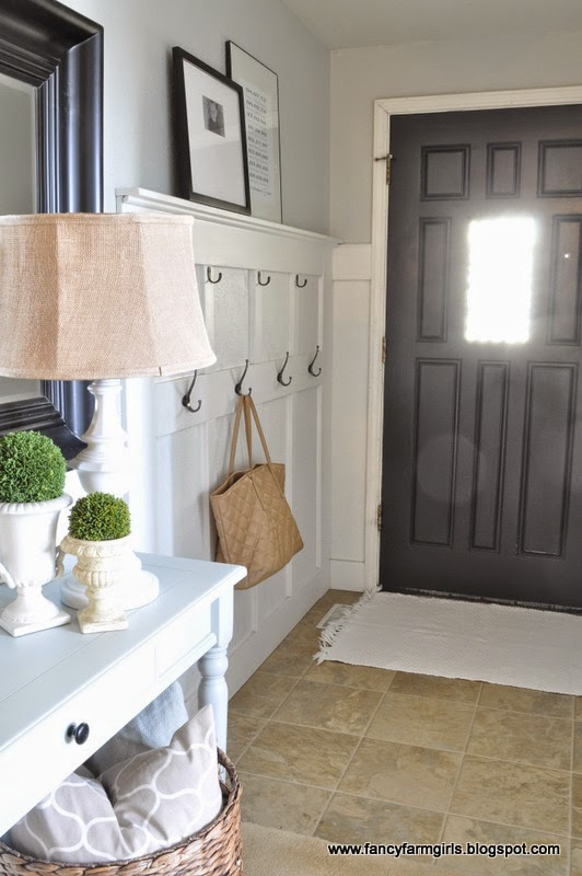 Fancy Farmgirls Sale Entryway Before And After