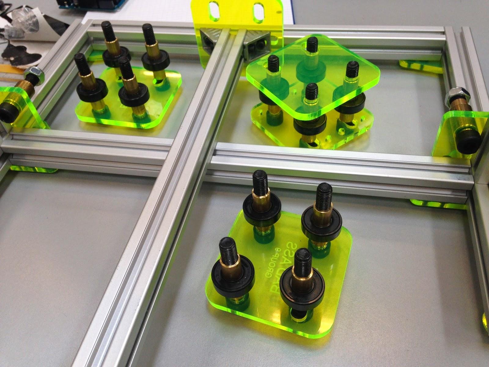 Final Project Design Of A Cnc Hotwire Foam Cutter Group 9