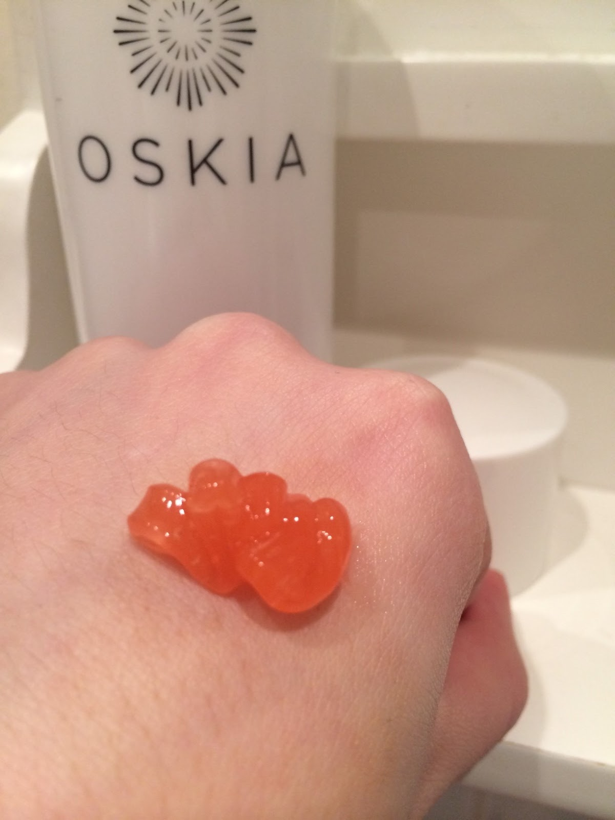 OSKIA Renaissance Cleansing Gel Review