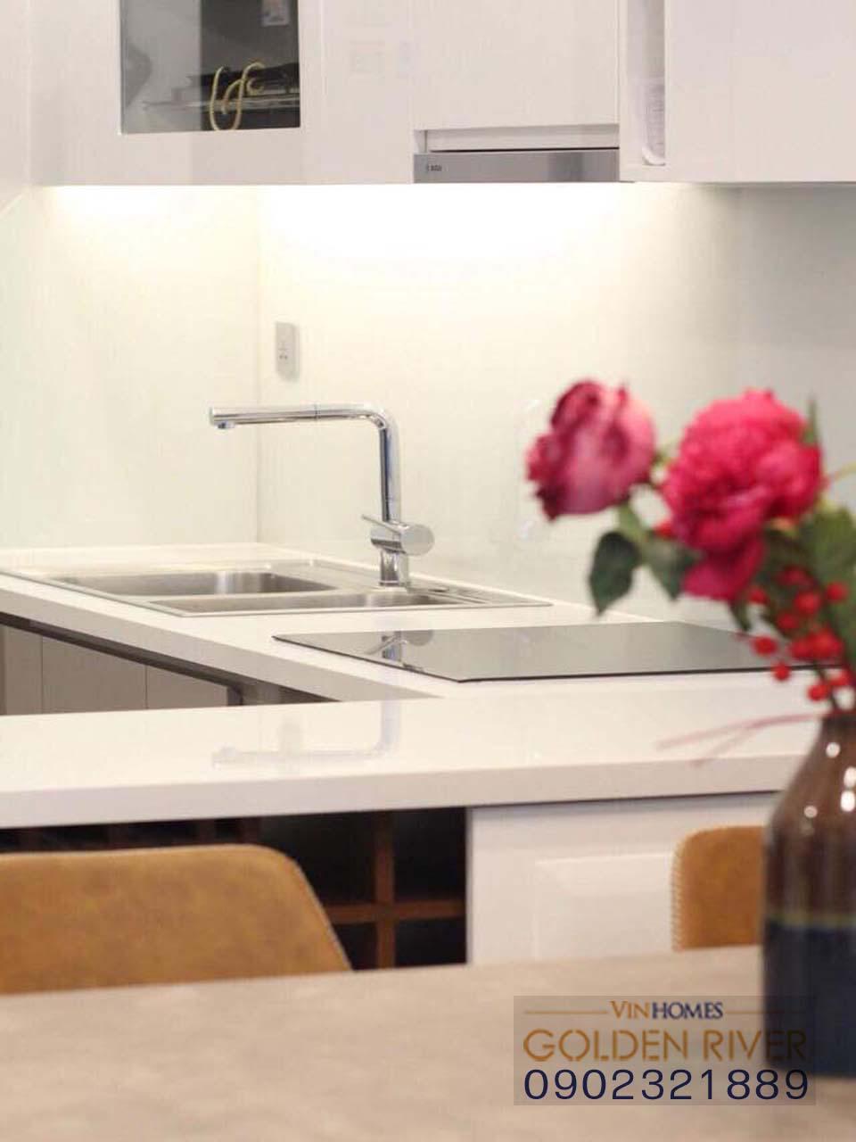 Vinhome Ba Son cho thuê căn hộ 51m2 nội thất cực đẹp - hình 8