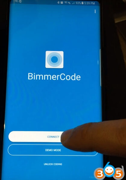 How to use Vgate iCar 2 with Bimmercode app | OBD scanner